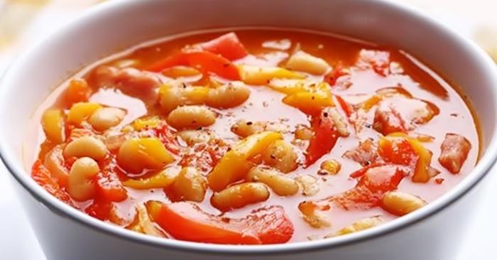 Фасоль по мадридски рецепт приготовления