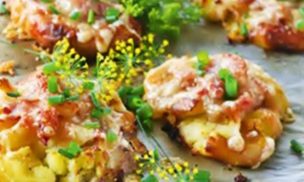 Толченый картофель с лимоном рецепт приготовления