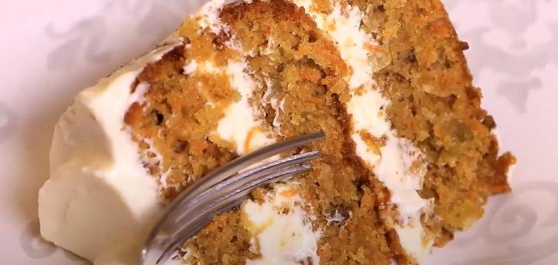 Морковный торт – вкусный домашний рецепт приготовления