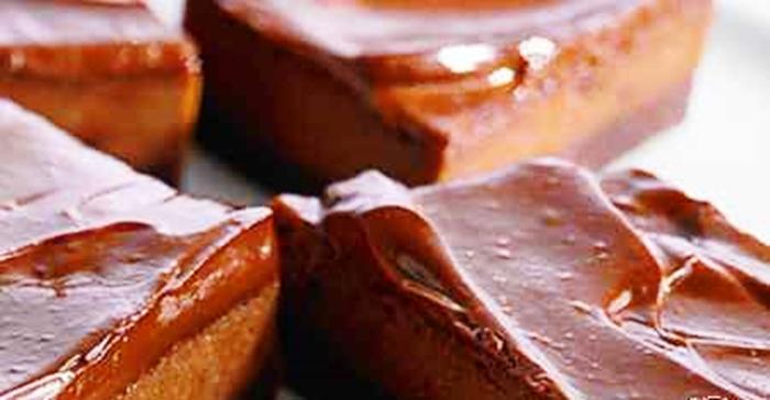 Шоколадные пирожные с какао рецепт приготовления