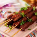 Шашлык барбекю из индюшки рецепт приготовления