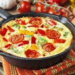 Рецепт вкусного итальянского омлета Фриттата