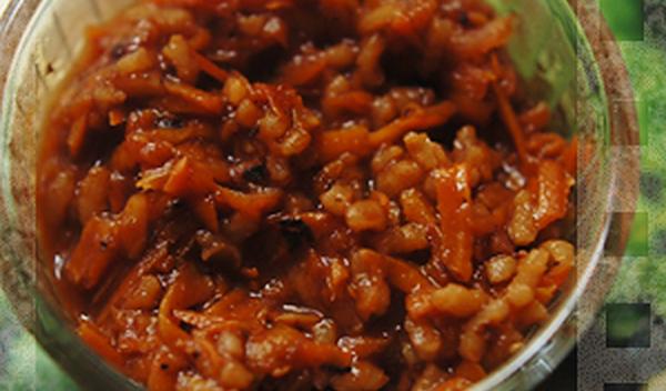 Рис с морковью и томатом рецепт приготовления