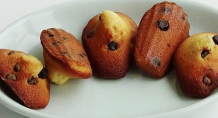 Французское печенье Маделины рецепт