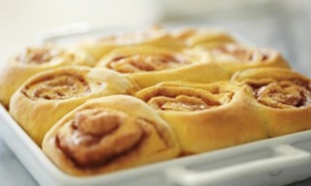 Тыквенные булочки с корицей рецепт приготовления