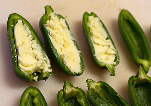 Перец халапеньо фаршированный рецепт