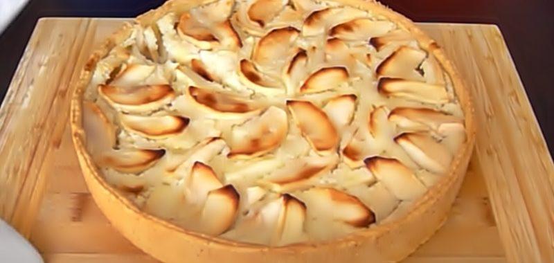 Цветаевский яблочный пирог – пошаговый рецепт с фото