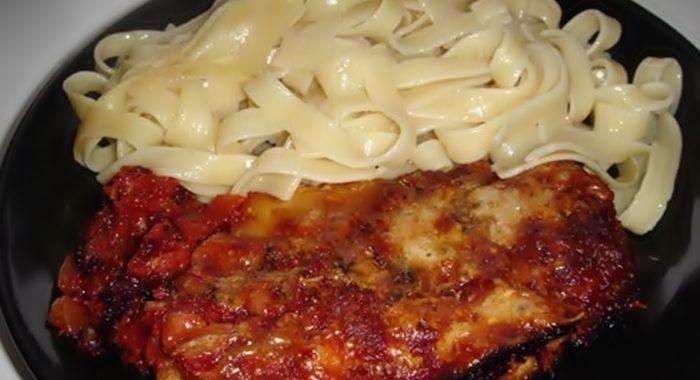 Куриное филе в томатной пасте рецепт приготовления