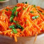 Традиционная морковь по-корейски рецепт приготовления