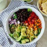 Мексиканский салат рецепт приготовления
