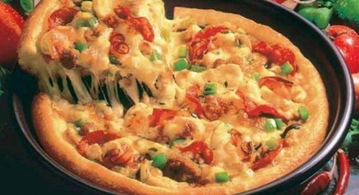 Как приготовить домашнюю пиццу на скорую руку – пошаговый рецепт