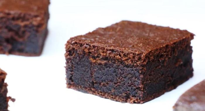 Пирожное Брауни – простой и вкусный рецепт
