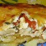 Как приготовить картофельную запеканку с рыбой – пошаговый рецепт
