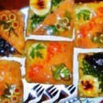 Бутерброды на Новый год - рецепт приготовления