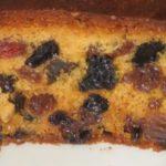 Как приготовить фруктовый английский торт – пошаговый рецепт