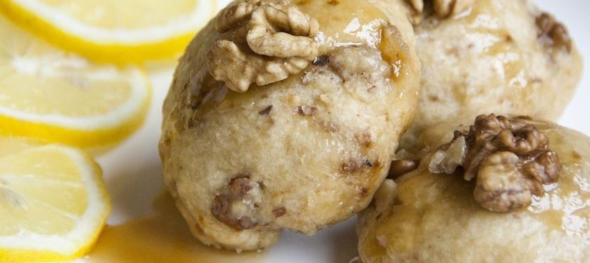 Медовые пряники с орехами – пошаговый рецепт с фото