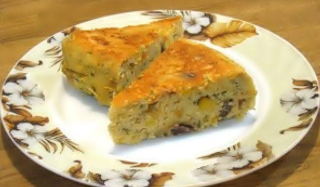Как приготовить запеканку из гороха (фасоли) – пошаговый рецепт