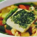 Как приготовить ароматный суп с макаронами и сыром тофу – пошаговый рецепт