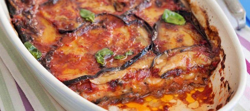 Как готовить баклажаны с пармезаном — пошаговый рецепт с фото