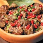 Горячие куриные потрошки рецепт с фото