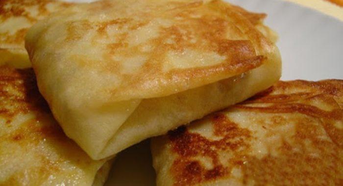 Блинчики с творогом в духовке – пошаговый рецепт