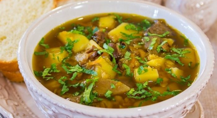 Грибной суп из белых грибов – пошаговый рецепт