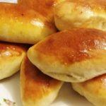 Пирожки с мясом в духовке - пошаговый рецепт