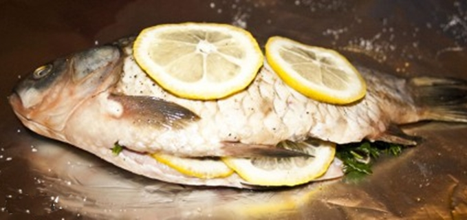 Рыба в фольге – пошаговый рецепт с фото