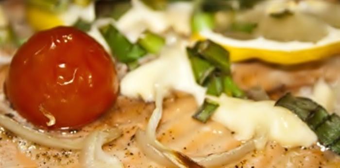 Семга под пряным соусом – пошаговый рецепт с фото