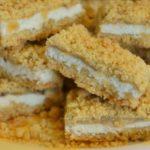 Песочное печенье с творогом - пошаговый рецепт