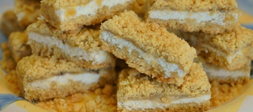 Песочное печенье с творогом – пошаговый рецепт