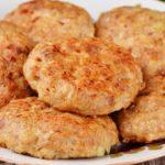 Котлеты с сыром в духовке – пошаговый рецепт