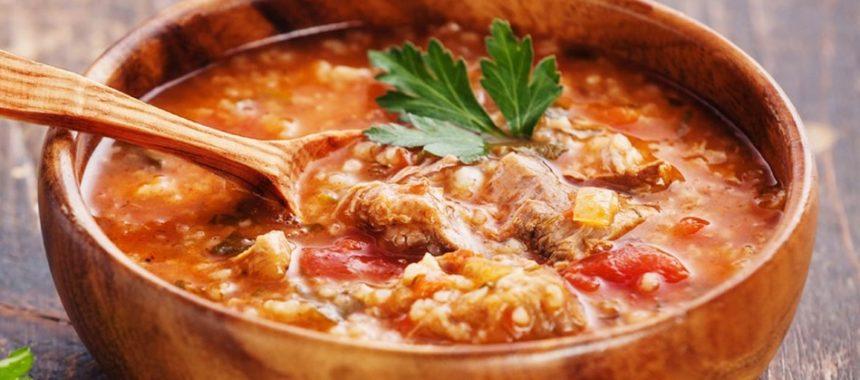 Супы – горячие, сытные, питательные