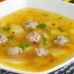 Самый вкусный суп с фрикадельками – пошаговый рецепт