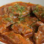 Гуляш из свинины – пошаговый рецепт
