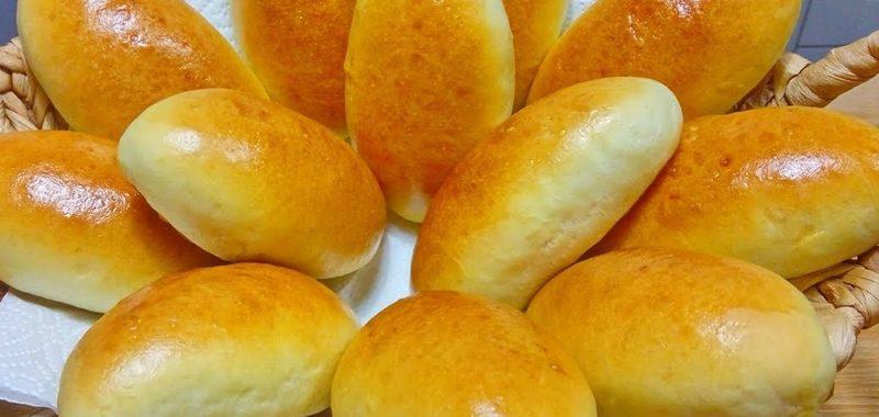 Пирожки с капустой в духовке – пошаговый рецепт