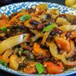 Овощное рагу с баклажанами – пошаговый рецепт