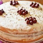 Сметанный торт – пошаговый рецепт