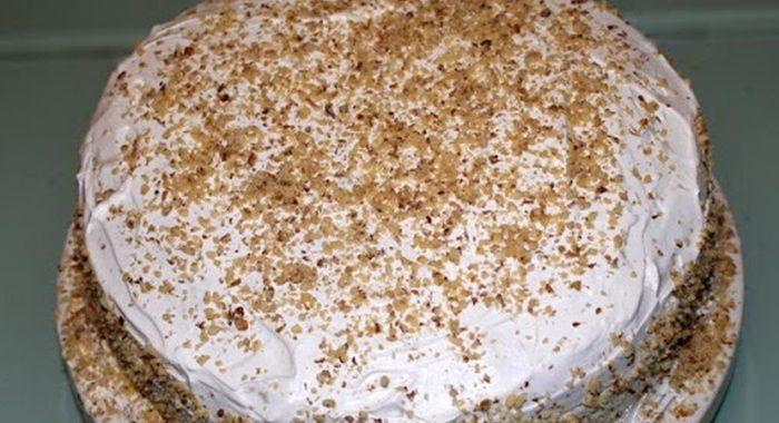 Торт Зебра на кефире – пошаговый рецепт