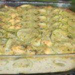 Кабачковая запеканка в духовке – пошаговый рецепт с фото