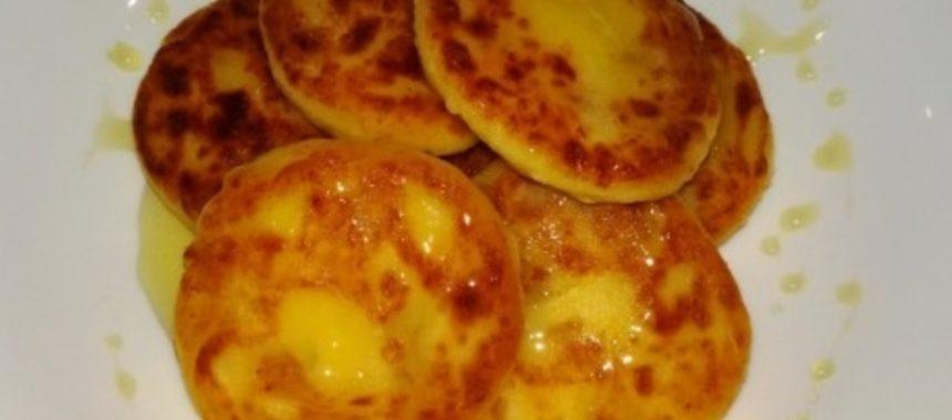 Творожные сырники – пошаговый рецепт с фото