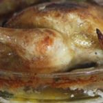 Курица в молоке в духовке – пошаговый рецепт с фото