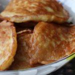 Оладьи с яблоками и корицей – пошаговый рецепт с фото