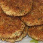 Рыбные котлеты с сыром – пошаговый рецепт с фото