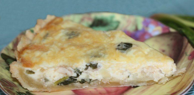 Пирог со шпинатом и курицей – пошаговый рецепт с фото