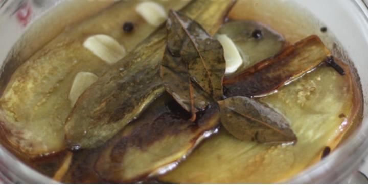 Маринованные баклажаны на зиму – пошаговый рецепт с фото