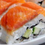 Суши Филадельфия – пошаговый рецепт с фото