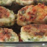 Куриные котлеты со шпинатом и сыром – пошаговый рецепт с фото