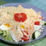 Салат Свежесть – пошаговый рецепт с фото