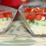 Салат-коктейль с ветчиной – пошаговый рецепт с фото